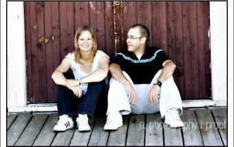 Genevieve & Jeremy