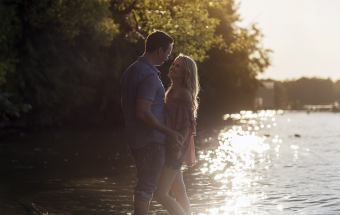 Barrie Engagement Session
