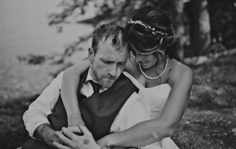 Intimate Haliburton Wedding