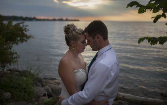 Summer Wedding at The Briars
